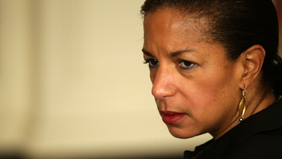 Former Obama administration official Susan Rice has said her political differences with her son did not mean a split in their relationship.