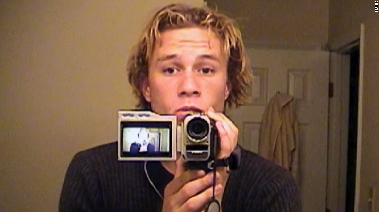 New film has unseen footage of Heath Ledger