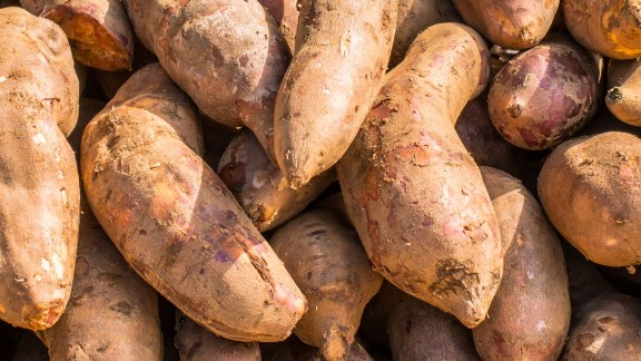 Cassava, also known as yucca, can be poisonous if not processed properly. The root naturally contains cyanide.
