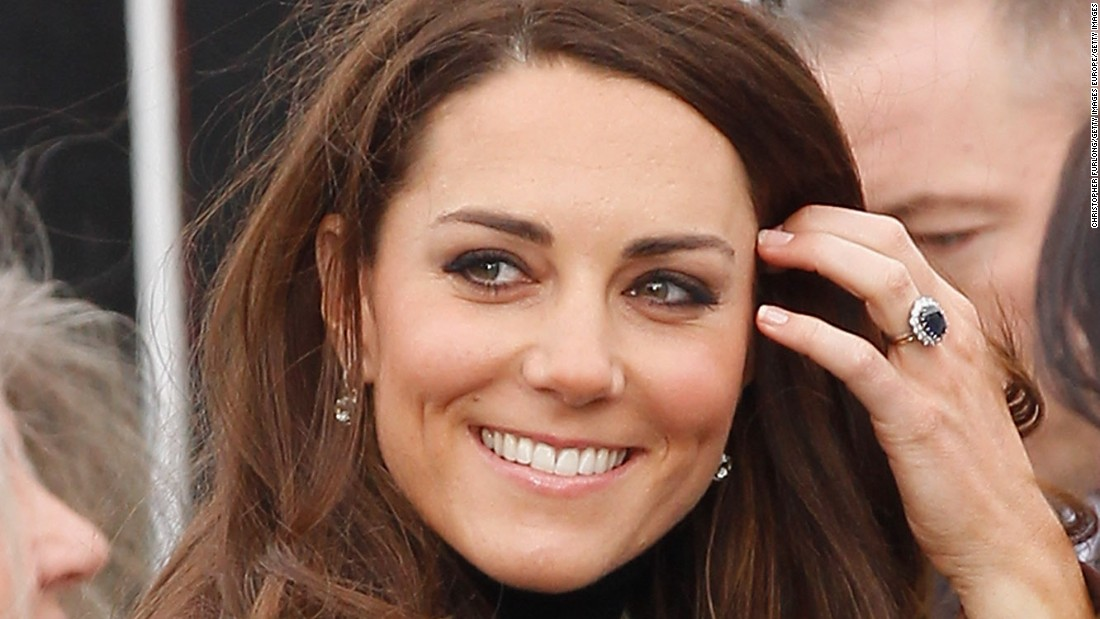 Sapphires are perennial favorites of the rich and famous, including the Duchess of Cambridge Kate Middleton.