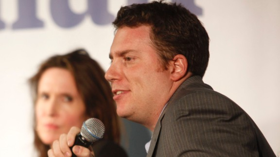 Ben Smith of Buzzfeed attends An Evening With The Guardian at Industria Studios on May 3, 2012 in New York City.