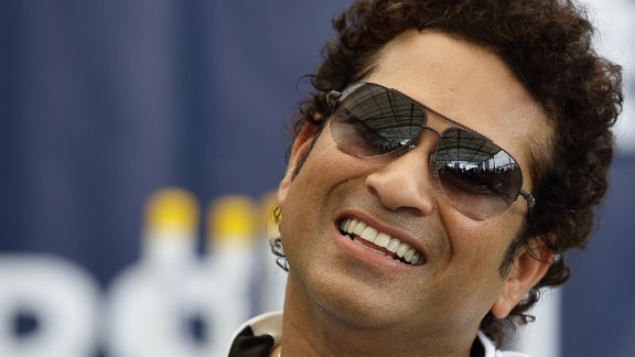 """Sachin Tendulkar has released his debut single as a """"special tribute"""" to his former teammates."""