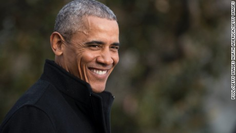 Barack Obama will meet business leaders in Edinburgh on May 26.