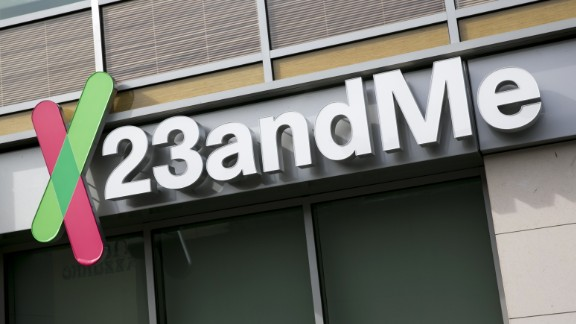 The FDA has given 23andMe approval to market its genetic tests for 10 diseases.