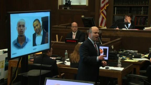 Prosecutors say Safiro Furtado and Daniel de Abreu, pictured, were killed by Aaron Hernandez.