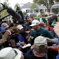 Masters Dustin Johnson withdraw Augusta back injury