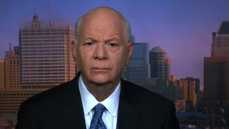 Sen. Cardin: No military solution in Syria