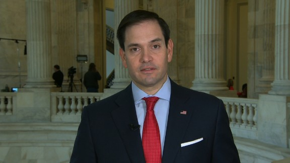 Senator Marco Rubio on New Day