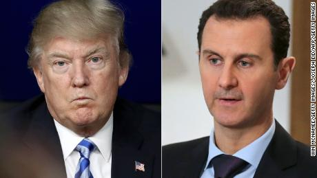 US, France and UK strike Syria's chemical weapons program