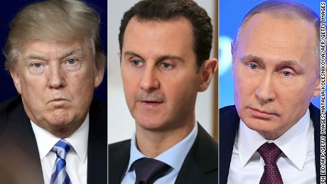 Trump promise to get out of Syria 'very soon' could be a win for Russia