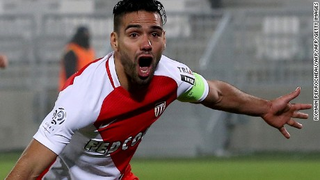 Why a prince was the secret weapon in signing Radamel Falcao