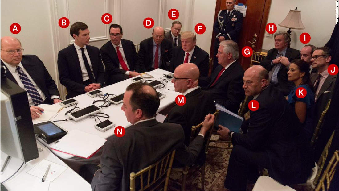 What this photo of Trump\'s war room tells us - CNNPolitics