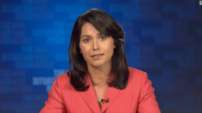 Rep. Gabbard 'skeptical' Assad behind gas attack