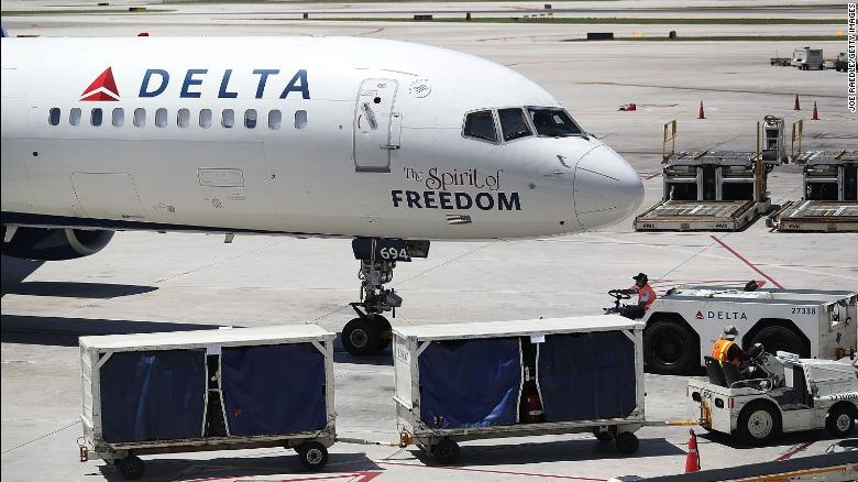 Delta's on-board med kits will now include OD-reversal drug
