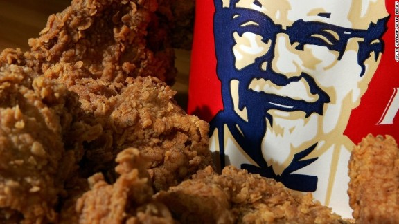 "KFC - Grade: B- ""We're proud to be the first major chicken chain to commit to removing antibiotics important to human medicine in all of our chicken, including bone-in chicken,"" the company said in a statement to CNN. ""This change presented a unique challenge for us because we serve chicken-on-the-bone. As such, this move required close collaboration with our suppliers who bring KFC chicken from the farm to our kitchens where it is hand-prepared."""
