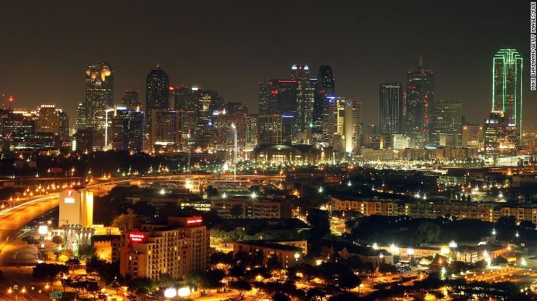 Dallas Hacker Sets Off Emergency Alarms Cnn