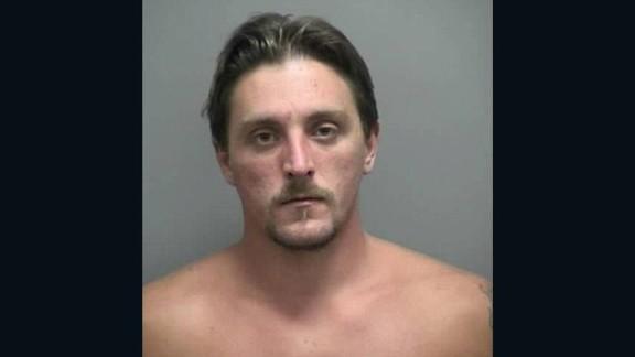Joseph A. Jakubowski, 32, allegedly robbed the gun shop in Janesville, Wisconsin.