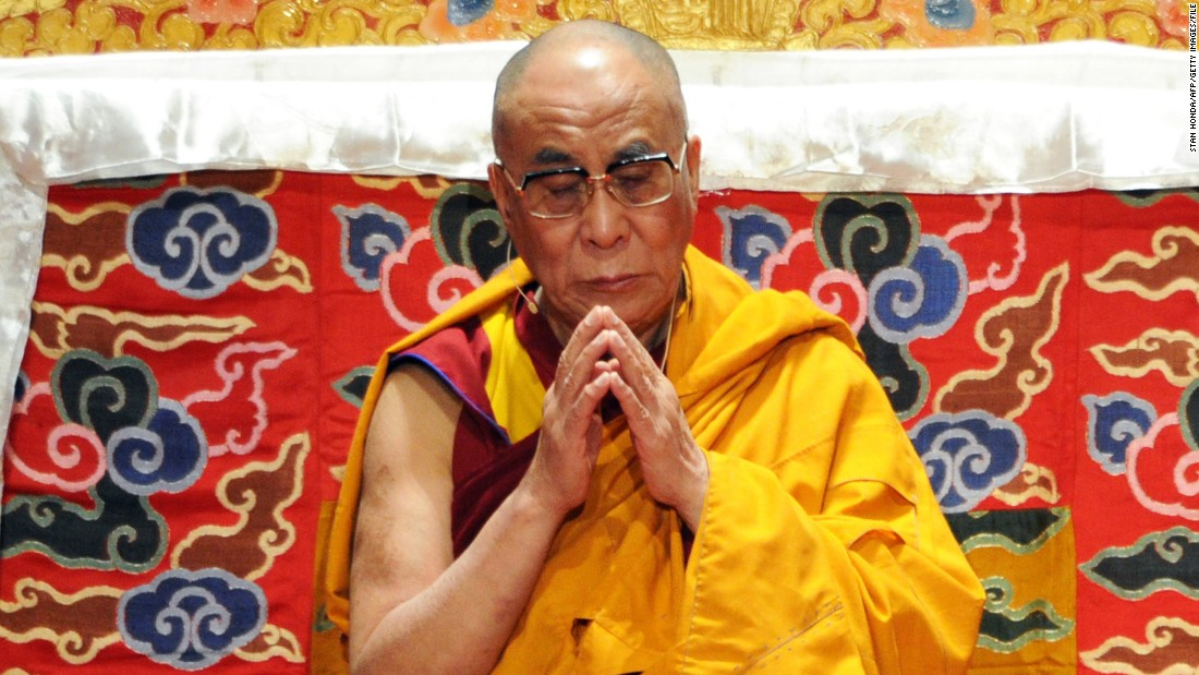 Dalai Lama cuts foreign travel due to age