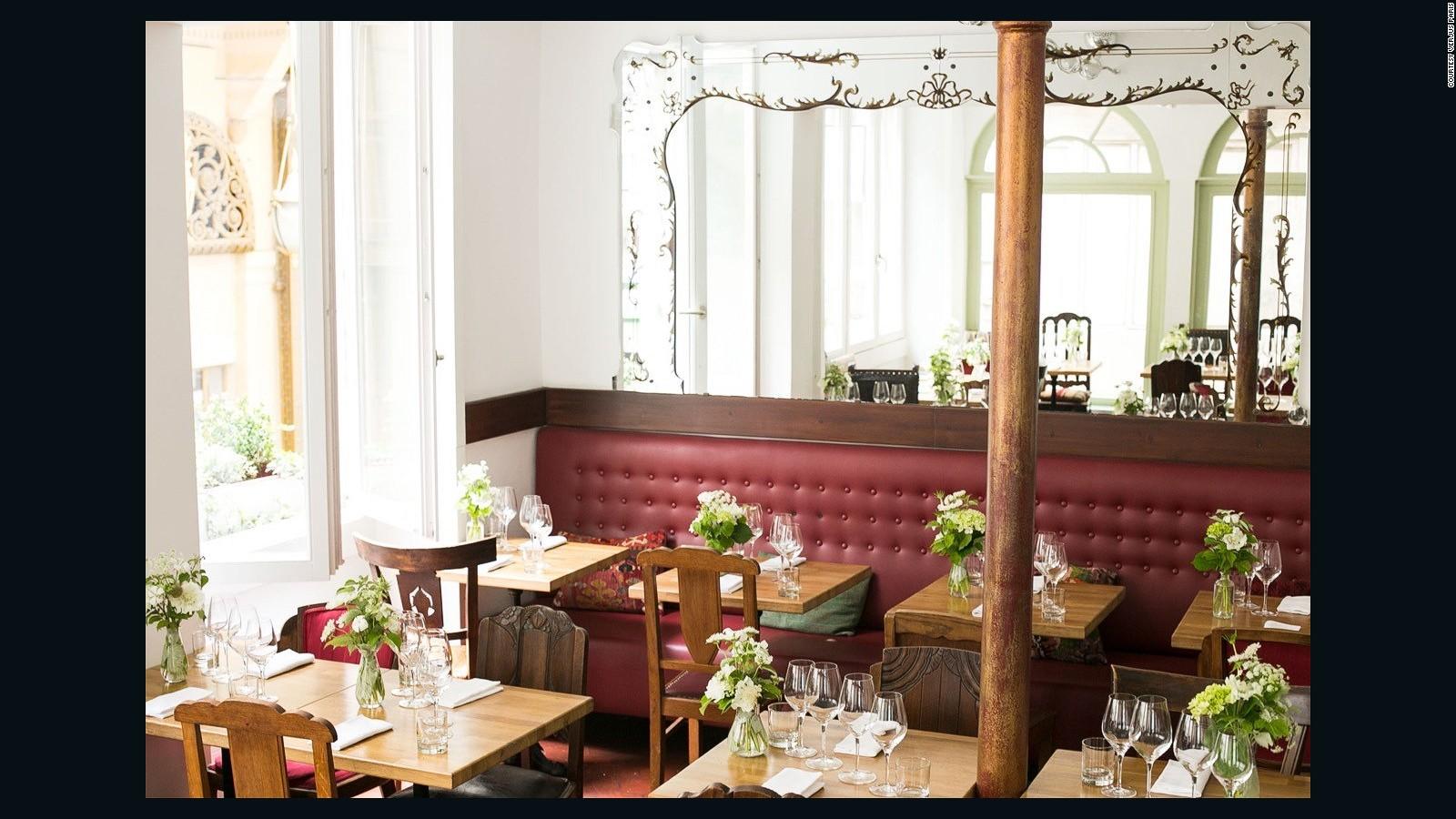 10 Best French Restaurants In Paris Cnn Travel