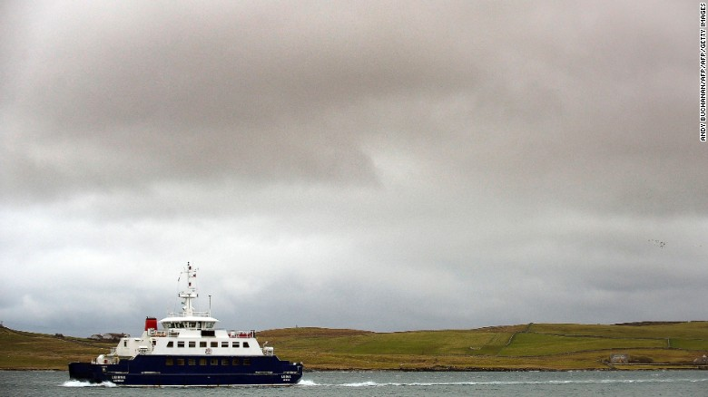 The most remote island in Scotland is looking for a nurse - CNN