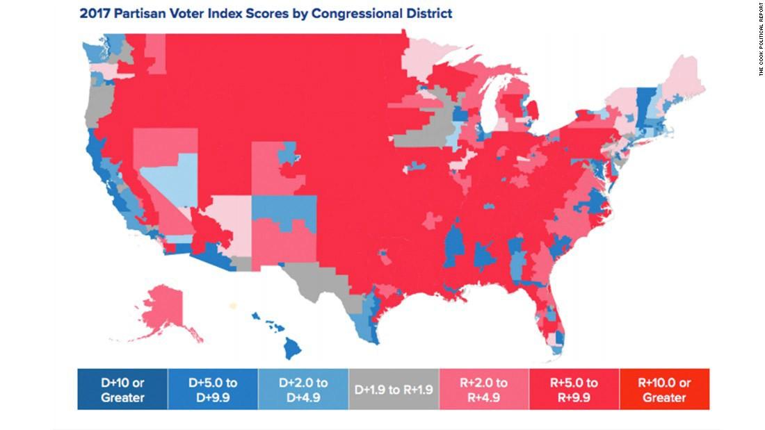 supreme court strikes down north carolina congressional district maps cnnpolitics