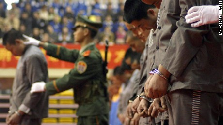 China's deadly secret: More executions than all other countries put together