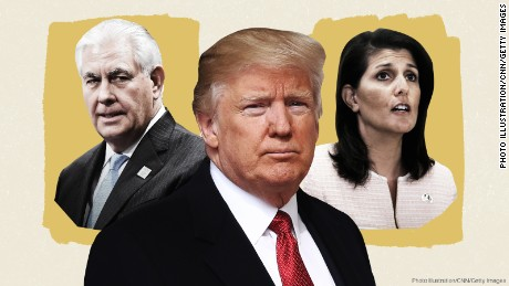 Haley says Russia is 'nervous' and an 'island' after Assad attack
