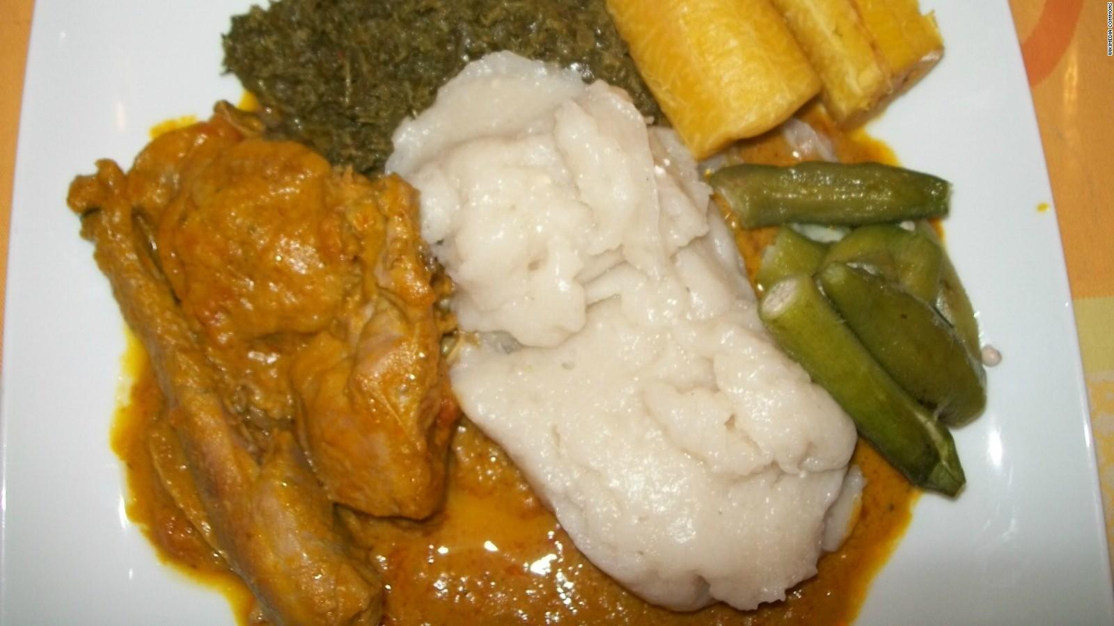 Best African Food In Philadelphia