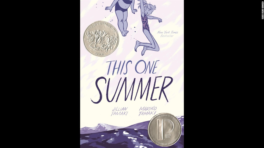 "The ALA says this young adult graphic novel, winner of a Printz and a Caldecott Honor Award, was ""restricted, relocated and banned"" because it includes LGBT characters, drug use and profanity."