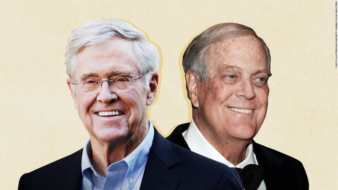 Charles Koch wants to 'bring government together' after Democrats score big wins