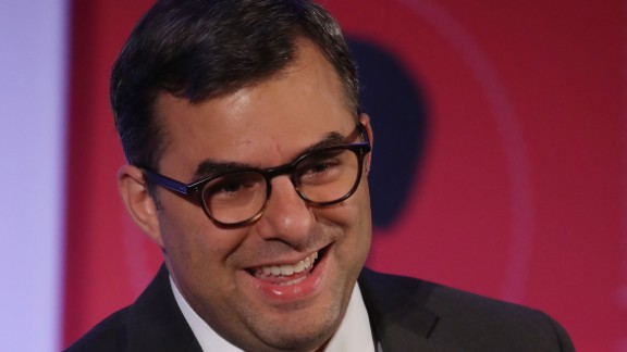 House Freedom Caucus member, Rep. Justin Amash (R-MI), speaks during a Politico Playbook Breakfast interview, at the W Hotel, on April 6, 2017 in Washington, DC.