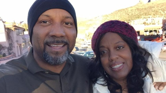 San Bernardino shooter and shooting victim