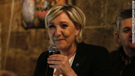 Le Pen: France must close Islamist mosques