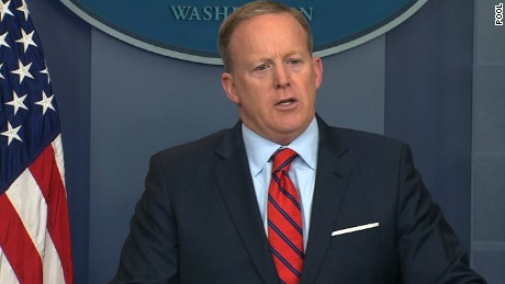 Spicer: Not even Hitler used chemical weapons