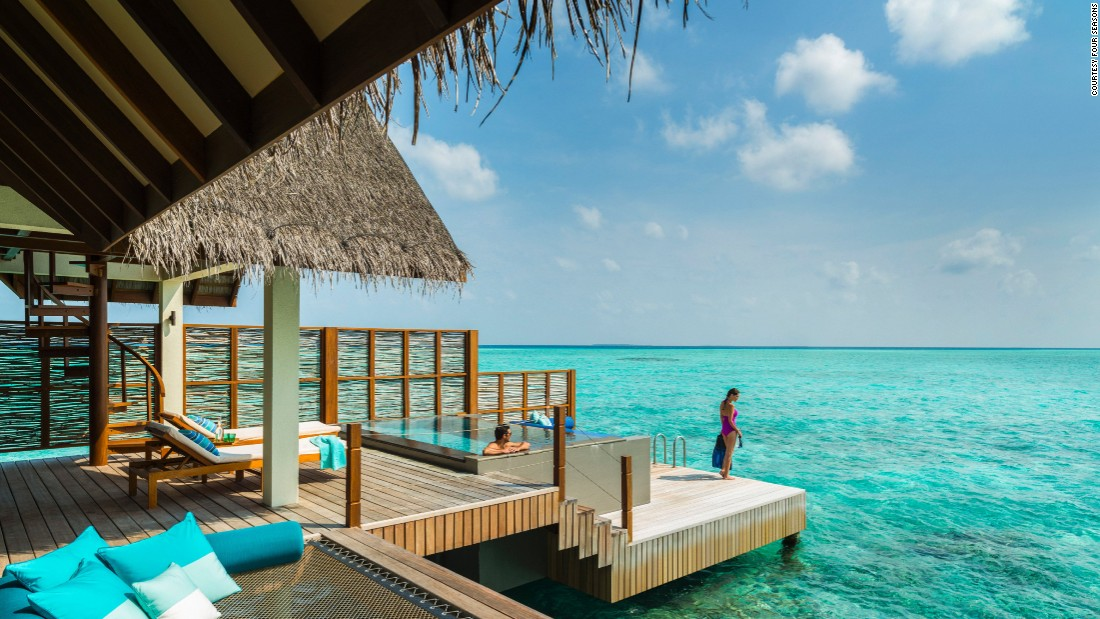 Honeymoon Hotels 25 Of The World S Best Cnn Travel