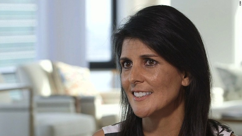 Haley: I think Russia knew about attack