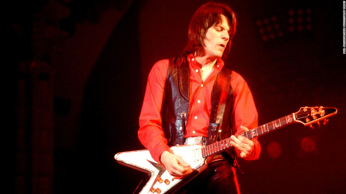 "<a href=""http://www.cnn.com/2017/04/11/entertainment/j-geils-dead/"" target=""_blank"">John Warren Geils Jr.</a>, the guitarist and founder of the eponymous J. Geils Band, was found dead in his Groton, Massachusetts, home on April 11, police said. He was 71."