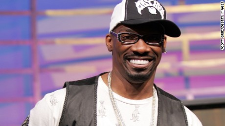 NEW YORK - JUNE 04:  Actor Charlie Murphy appears on BET's 106 & Park June 4, 2007 in New York City.  (Photo by Scott Gries/Getty Images)