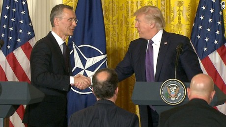 Trump's stunning u-turns on NATO, China, Russia and Syria