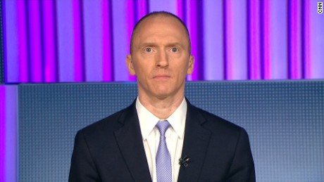 Exclusive: Carter Page testifies he told Sessions about Russia trip