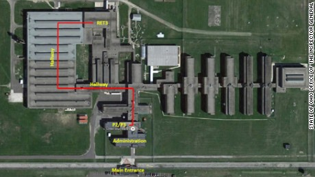 According to the investigation, the inmates had unsupervised access to large areas of the Marion Correctional Institute.