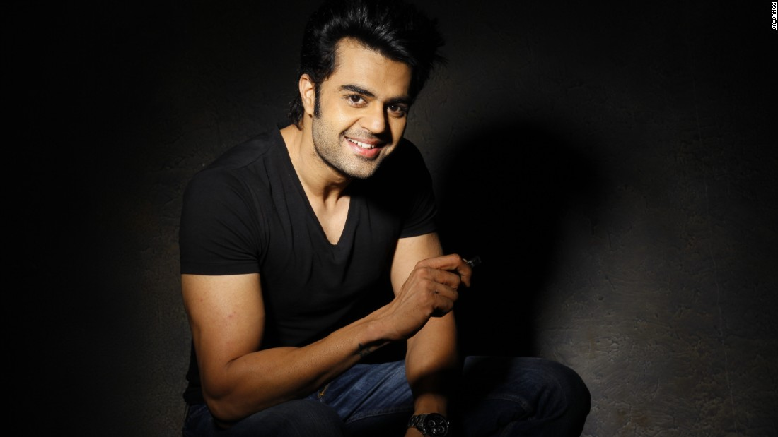 Manish Paul hosts the massive Indian concert, Dabangg show, in Hong Kong on April 16.