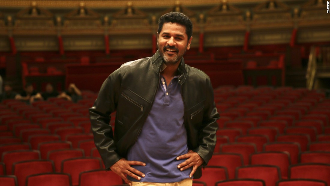 Prabhudeva is known as the Michael Jackson of South India.