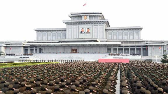 Members of the Korean People