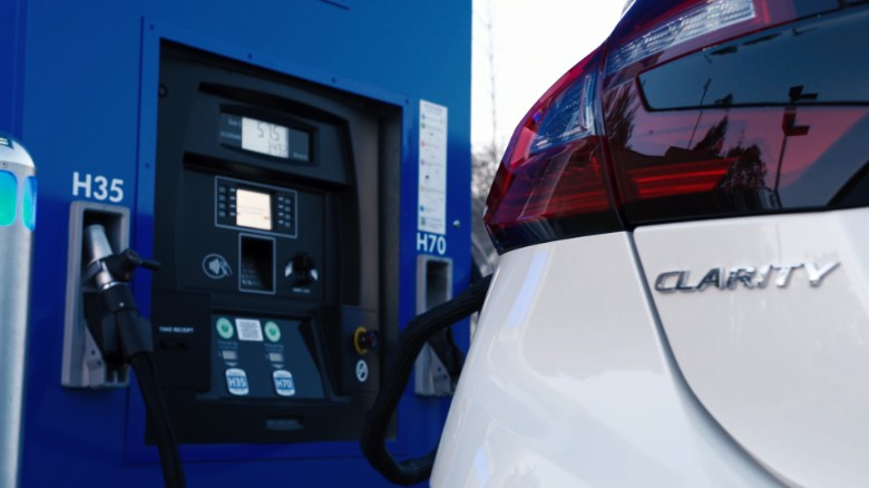 Are Hydrogen Ed Cars Ready For Prime Time