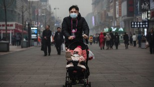 2,100 cities exceed recommended pollution levels, fueling climate change