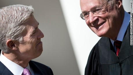Fearing his retirement, liberals hope Anthony Kennedy can help resist the conservative tide