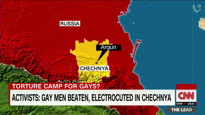 report: gay men tortured in chechnya matthew chance reports the lead_00001313