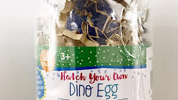 Hatch Your Own Dino Eggs with model number 234-09-0016 are recalled.