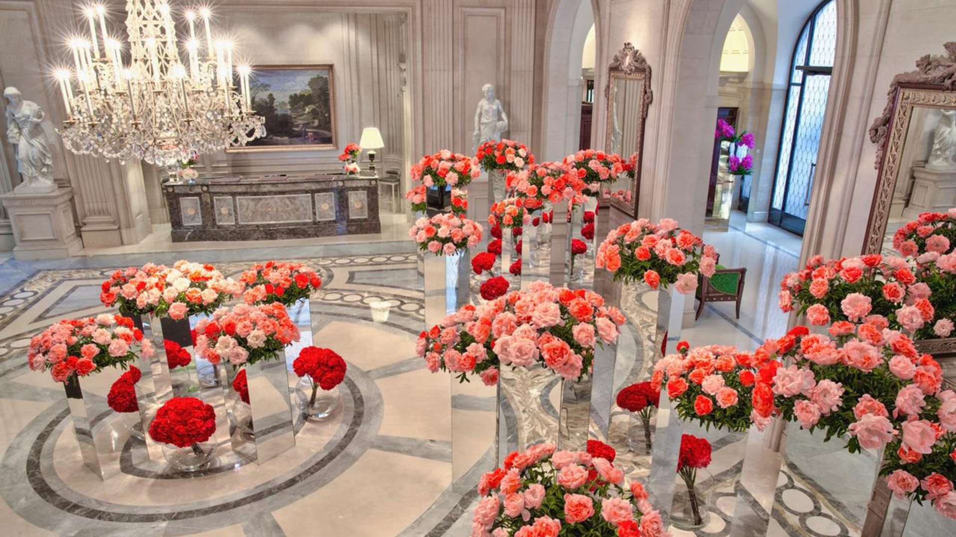 The Worlds Most Beautiful Floral Hotels Cnn Travel